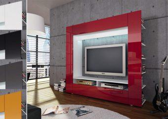 Jak wybrać meblościankę TV?