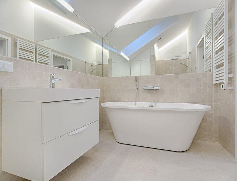 Płytki oktagonalne w Twojej łazience