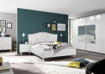 Modne i stylowe łóżka z pojemnikiem na pościel