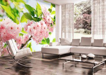 Dekoracja ścian – najpiękniejsze plakaty z kwiatami